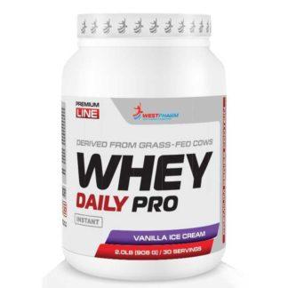 Купить Whey Daily Pro (908 гр) (30 порц) (WestPharm)