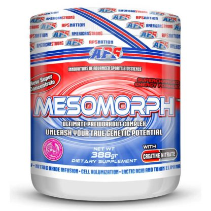 Mesomorph 3.0 APS 388 гр 25 порций купить дешево
