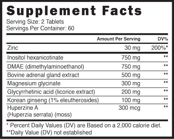 Adrenal Care Blackstone Labs 120 таблеток анаболический комплекс цена