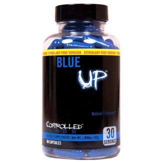 Blue Up Controlled Labs 60 капсул – тестостероновый бустер цена