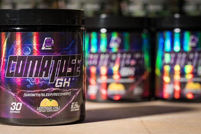 Продажа и доставка Comatose GH Ntel Pharma 235 гр 30 порций