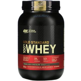 Optimum Nutrition 100% Whey Gold Standard (940 гр.) цена