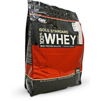 Купить сывороточный протеин Optimum Nutrition 100% Whey Gold Standard (4540 гр.)