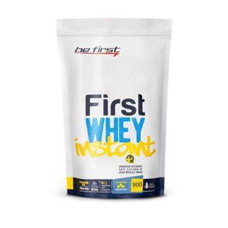 Купить First Whey Instant Be First 900 гр. 25 порций с доставкой