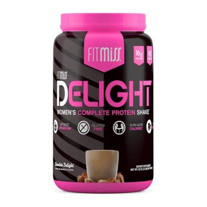 Купить дешево протеин для женщин Fitmiss Delight MusclePharm 907 гр