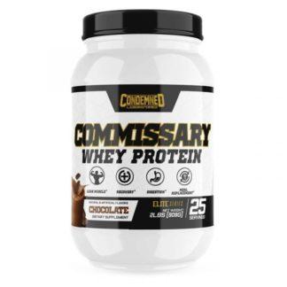 Купить Condemned Labz Commissary Whey Protein 908 грамм