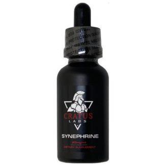 Synephrine HCL liquid / Синефрин Cratus Labs 10 мг, 60 порций купить недорого с доставкой