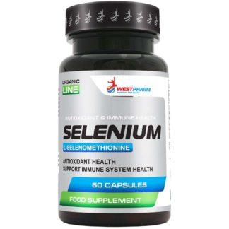 Selenium WestPharm 60капс/200мкг витаминный комплекс продажа оригинал