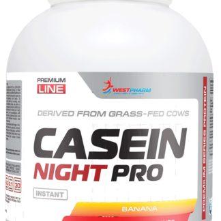 Купить недорого Casein Night Pro (2270 гр) (75 порц) (WestPharm)